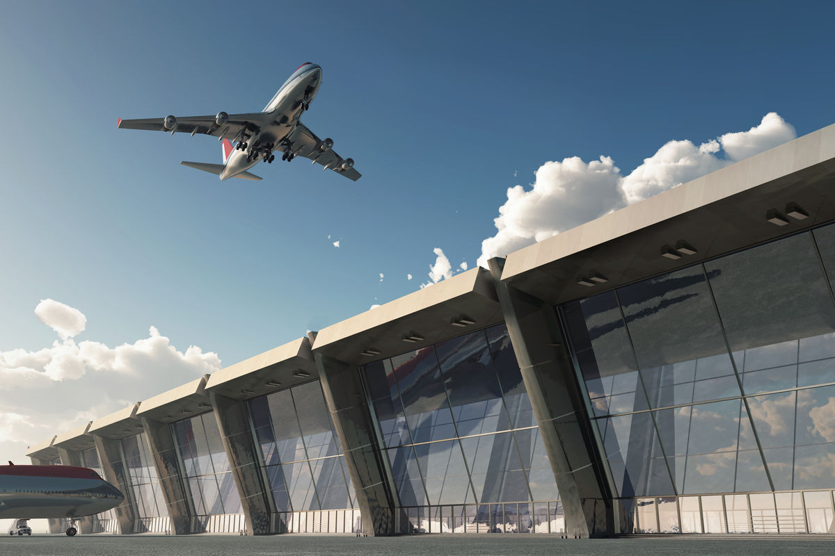 Article - Industrial - Airport
