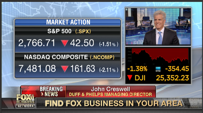 Creswell - Fox Business screenshot